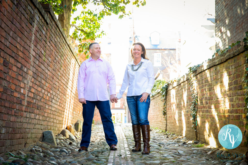 Old Town Alexandria Engagement -3