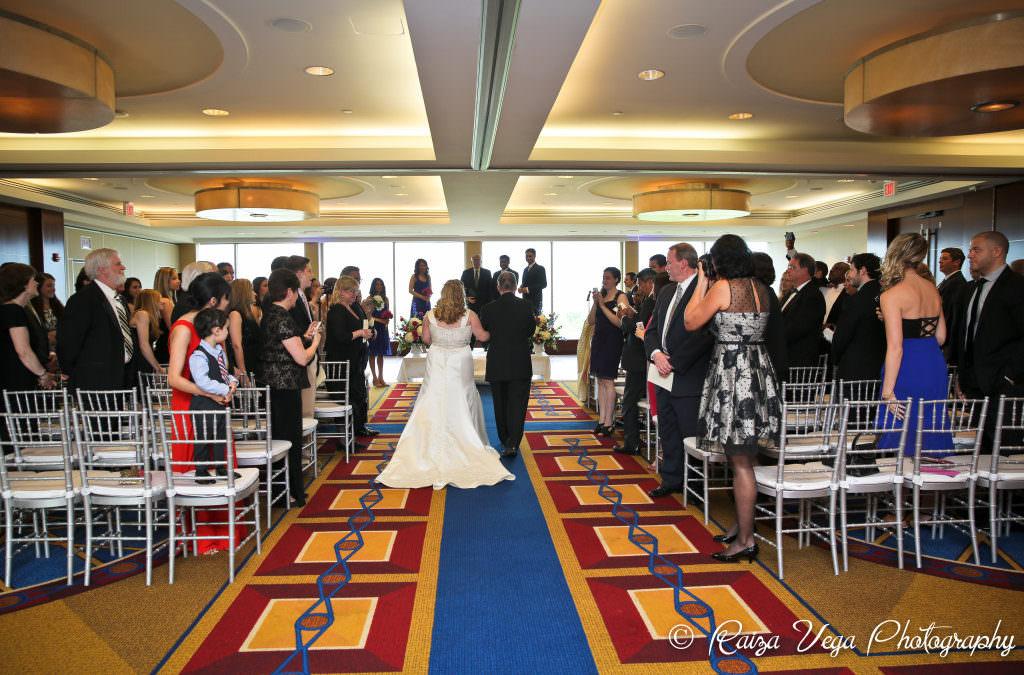 Jackie and Manu's Wedding: Key Bridge Marriott