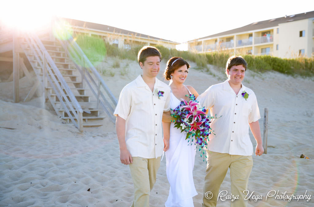 Stacie and Andy's Wedding: Outer Banks, NC
