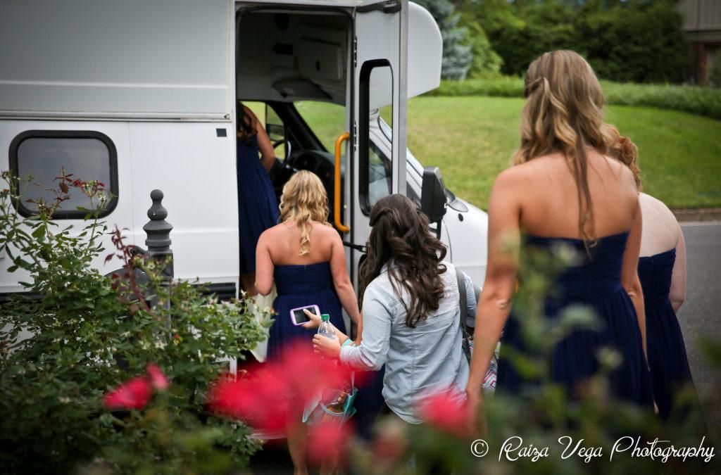 Megan and Jared's Wedding at Waynesboro Country Club