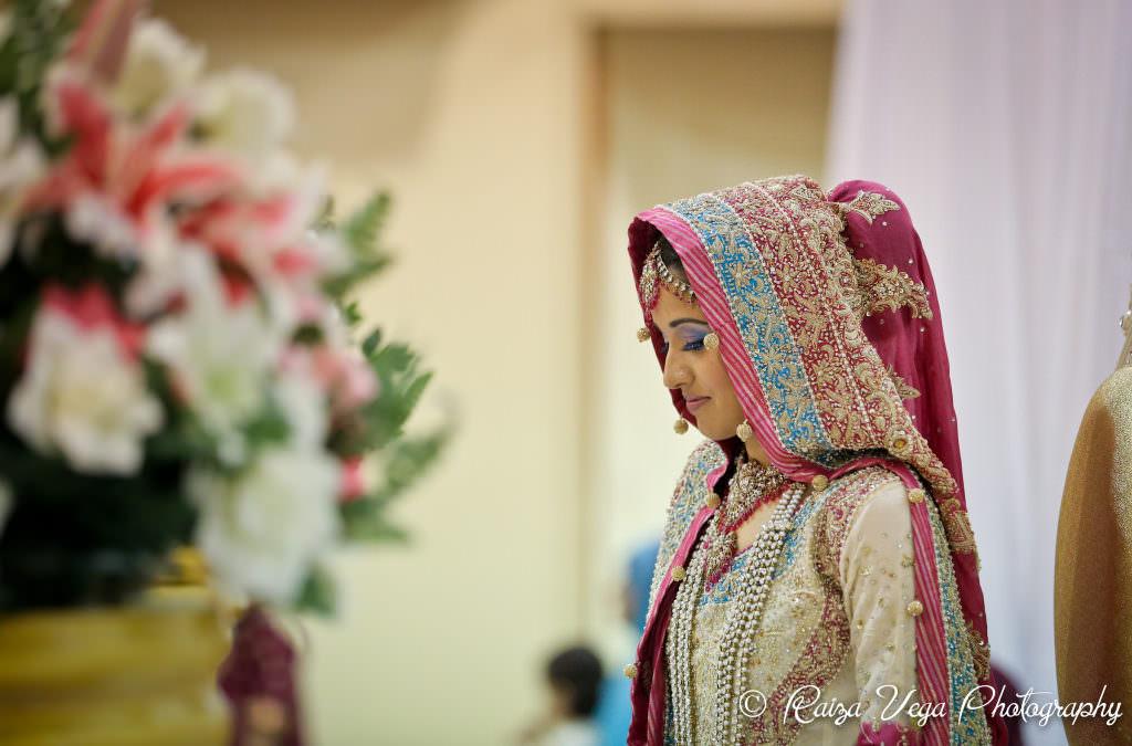 Colorful Wedding