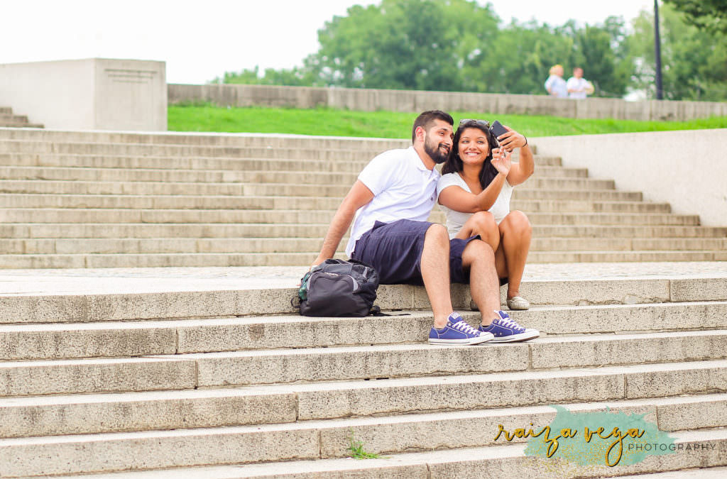 Washington DC Surprise Proposal