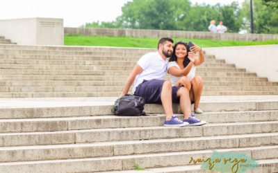 Washington DC Surprise Proposal