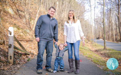 Family Session at Occoquan Regional Park